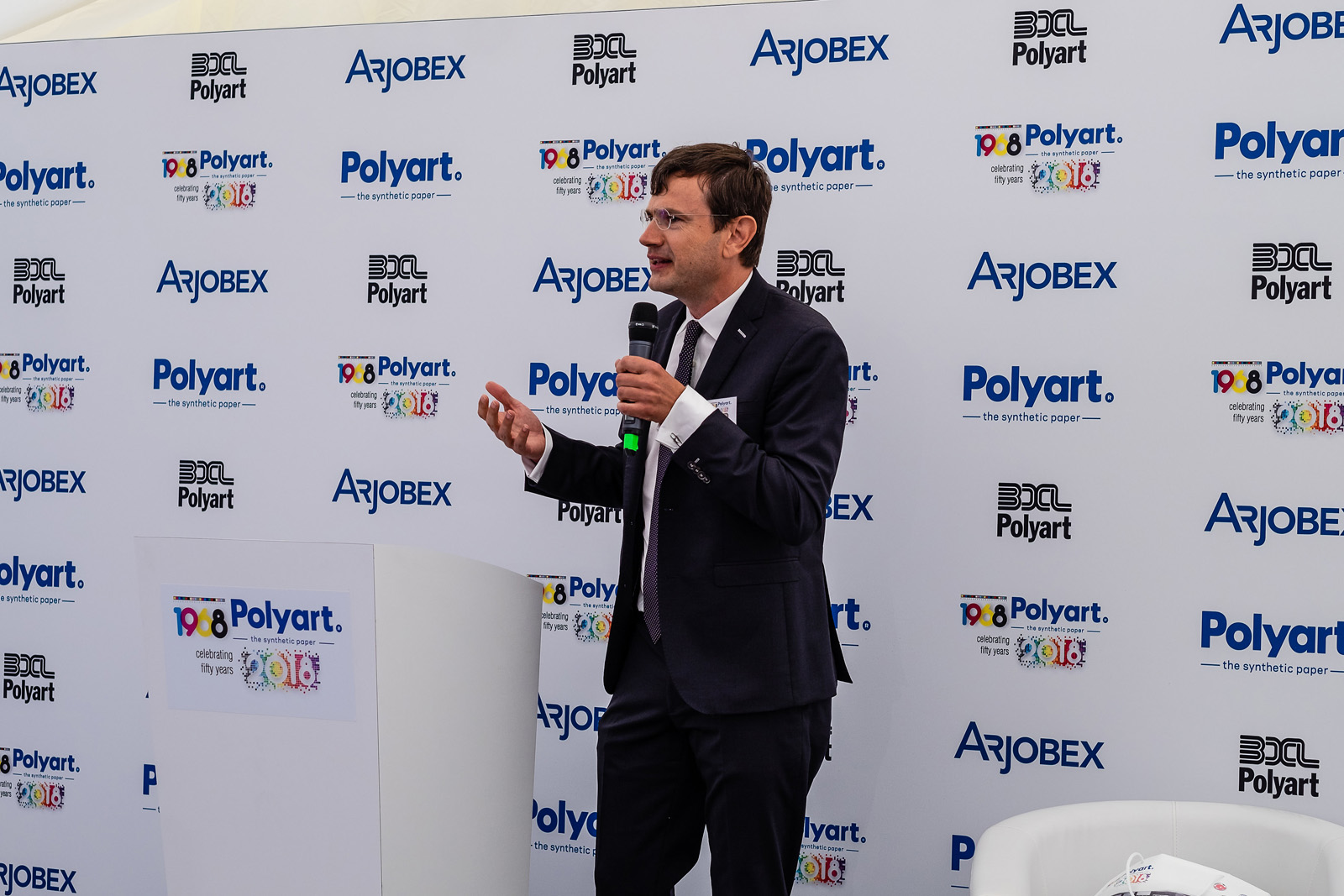 Polyart - Arjobex celebrates 50th anniversary