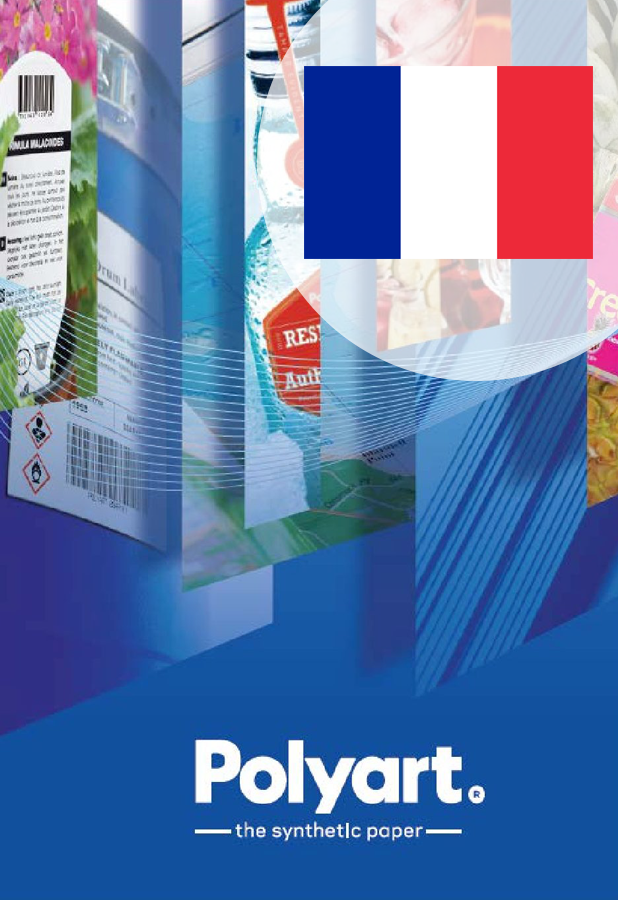 Polyart - brochure label french