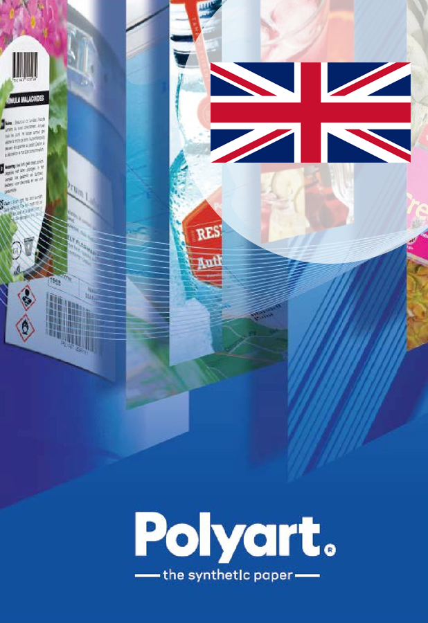 Polyart - brochure label english
